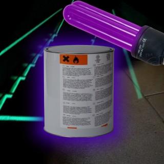 Farba Fluorescencyjna Ultrafiolet Podlogi Sciany Epoxy