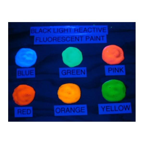 Farba fluorescencyjna ultrafiolet pod ogi ciany epoxy for Peinture phosphorescente exterieur